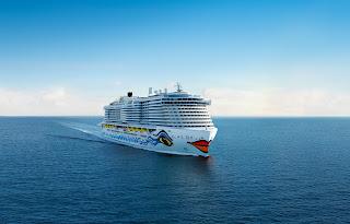 Il gruppo Costa ordina la terza nave per Aida Cruises