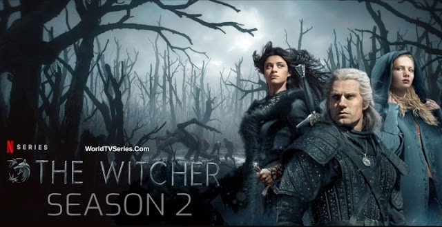 The Witcher Season 2
