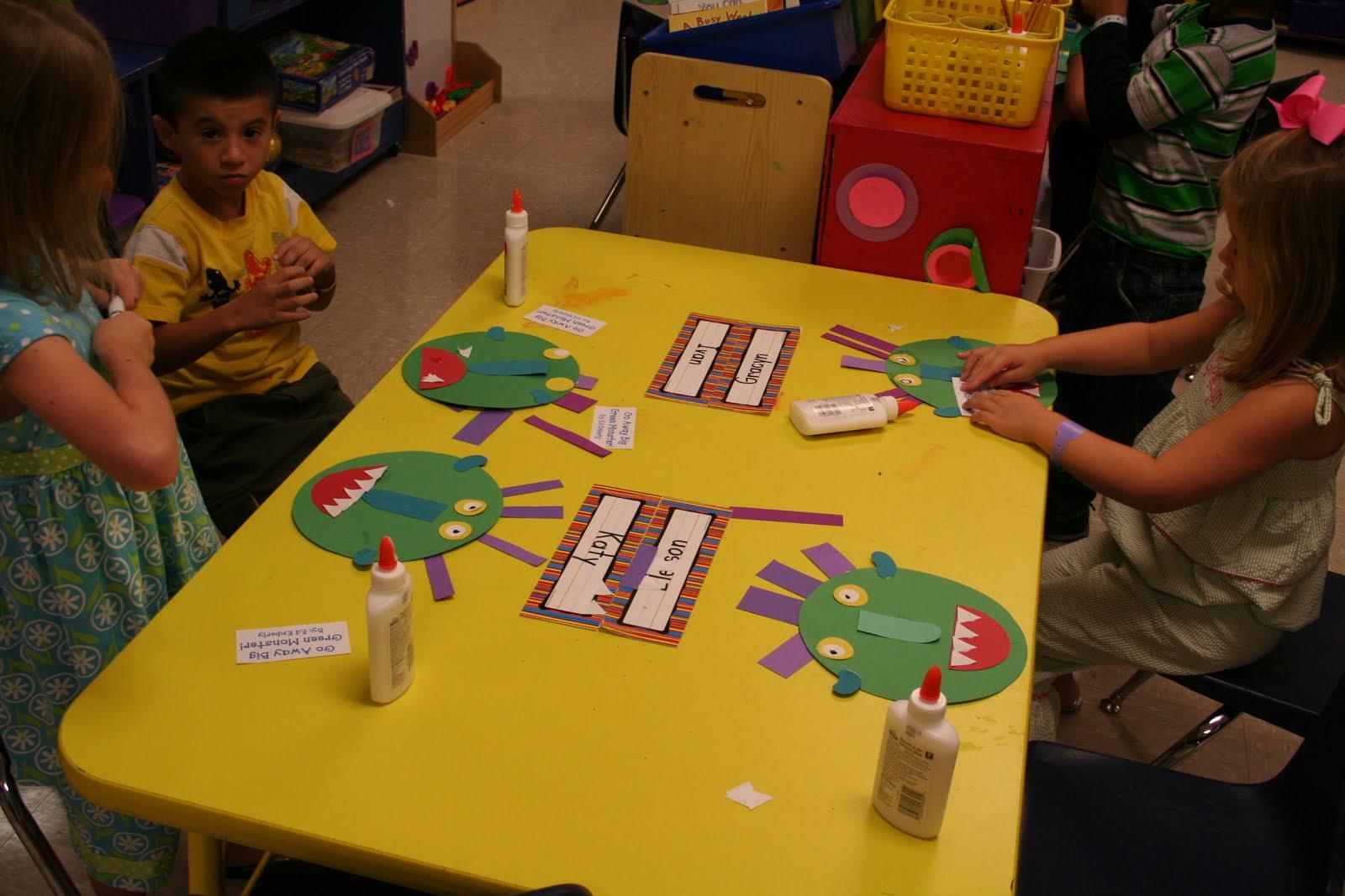 Mrs Lee S Kindergarten Green Day
