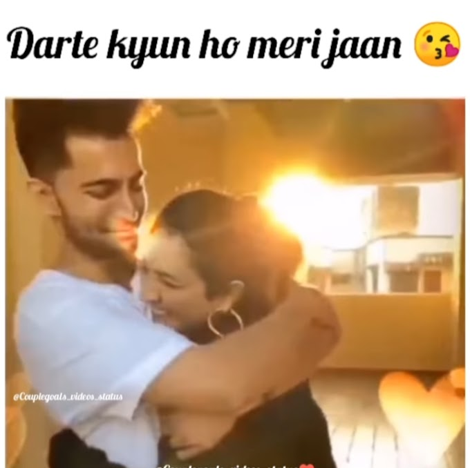 Dhadkan ye kehti hai Dil tere bin dhadke na Ik tu hi yaar mera Mujhko kya duniya se lena love whatsapp video status song