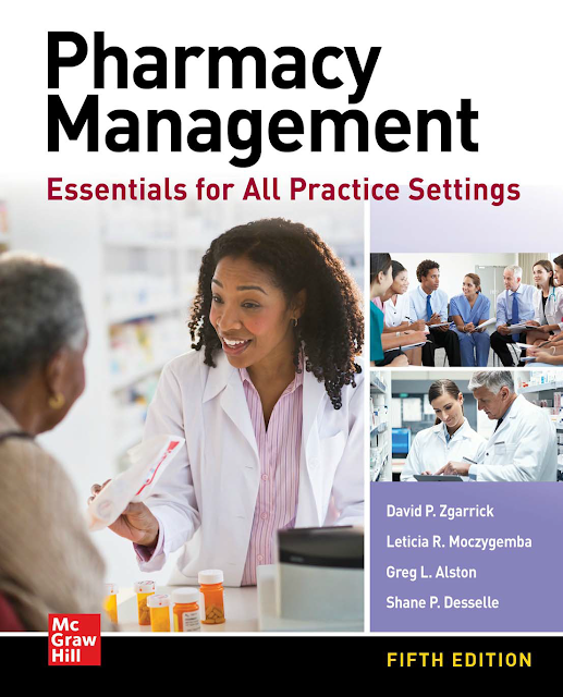 Pharmacy Management Essentials For all Practice pdf free download