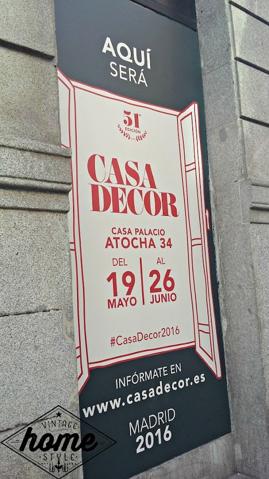 Edificio de Casa Decor 2016 en primicia