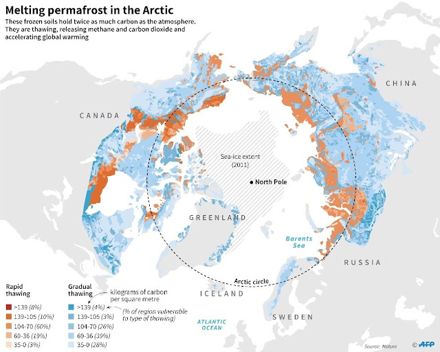 Arctic could face another scorching annus horribilis
