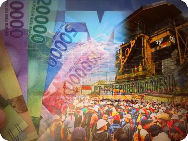 Bank Papua Stop Pelayanan Kredit Karyawan PT Freeport Indonesia