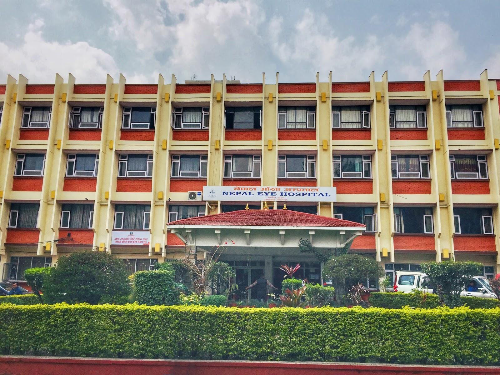 Nepal Eye Hospital, Tripureswor