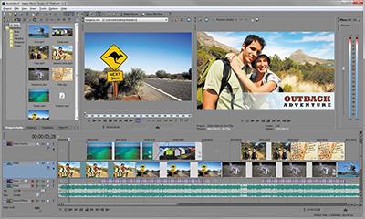 تحميل برنامج Sony Vegas Movie Studio HD Platinum