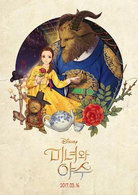 Disney-s kedvenceink hanbok-ba öltöztetve