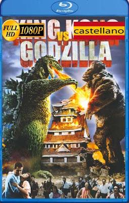King Kong Vs Godzilla (1962) Castellano HD [1080P] [GoogleDrive] RijoHD