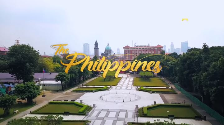 Catriona Gray highlights the beauty of the Philippines in a vlog.