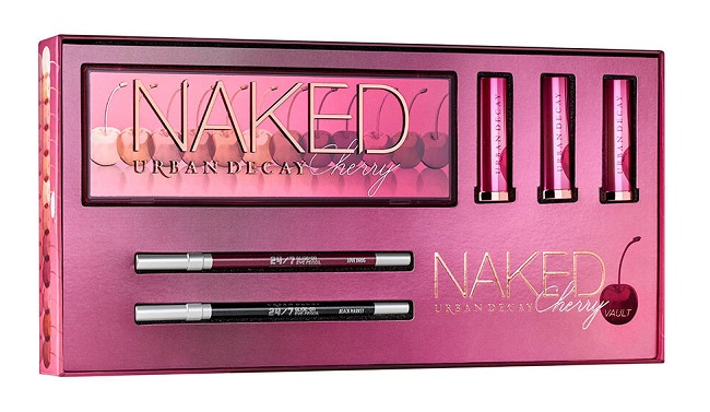 Naked Cherry Vault de Urban Decay