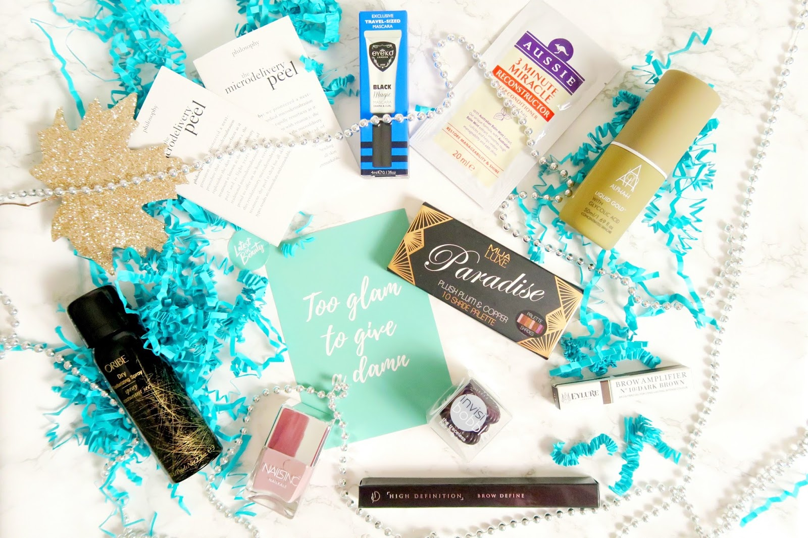 an image of Latest In Beauty Box