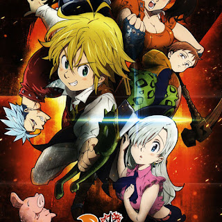 Nanatsu no Taizai (Seven deadly sins) photo art