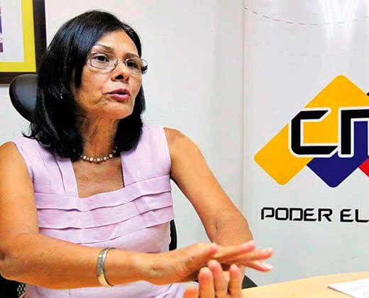 La amenaza de Socorro Hernández sobre el revocatorio
