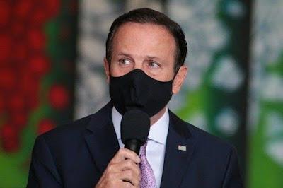 Governo de SP anuncia multa de R$ 500 a pessoas sem máscaras em espaços públicos
