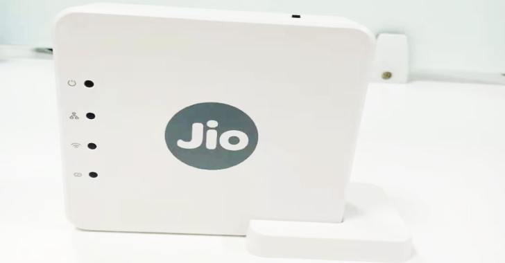 Jio Wi-Fi Mesh Router Surfaces Online With Price Details Ahead of Official Launch