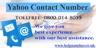 yahoo contact phone number