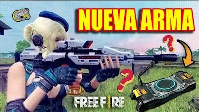 طريقة الحصول على أسلحة فريدة في Free Fire