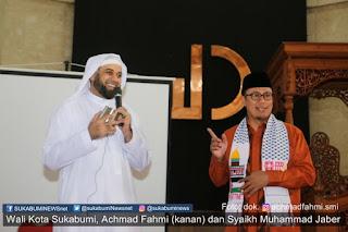 achmad fahmi - syaikh muhammad jaber
