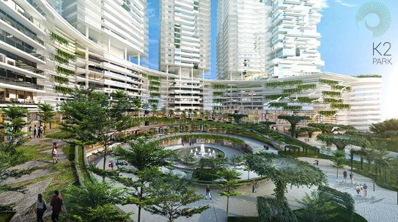 Apartemen K2 Park