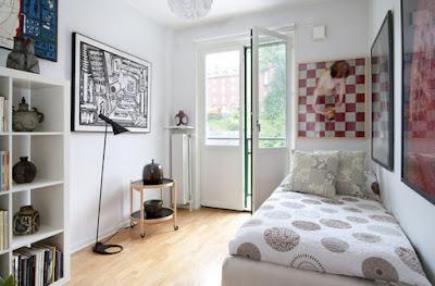 Kamar tidur adalah ruang yang penting dari bagian rumah Desain Kamar Ukuran 2×3 Meter