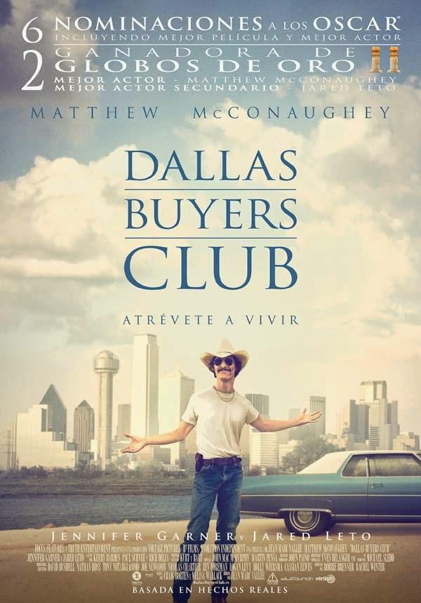 """Dallas Buyers Club"" (Jean-Marc Vallée, 2013)"