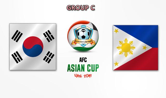 كوريا والفلبين بث مباشر
