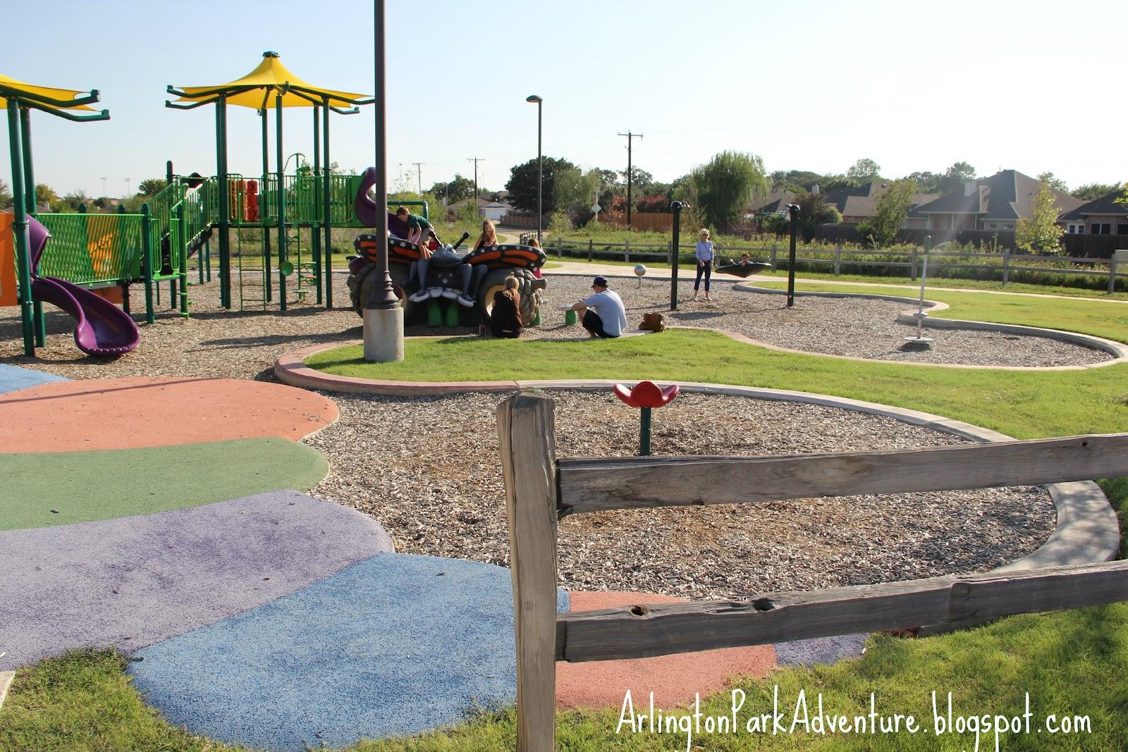 Arlington Park Adventures Treepoint Park