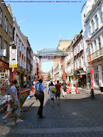 Gerrard Street en China Town