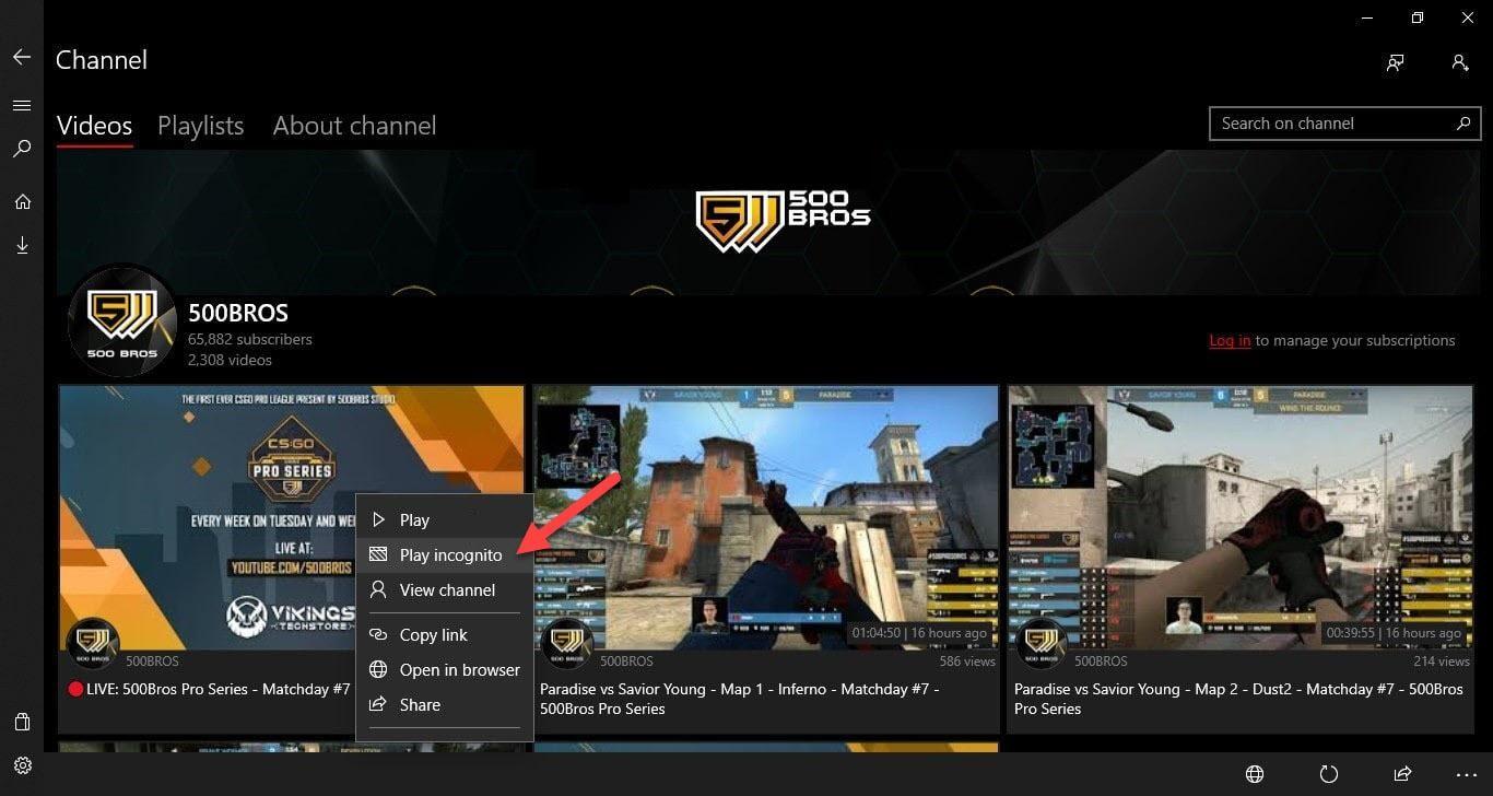 Trải nghiệm xem video Youtube hoàn toàn mới với FoxTube
