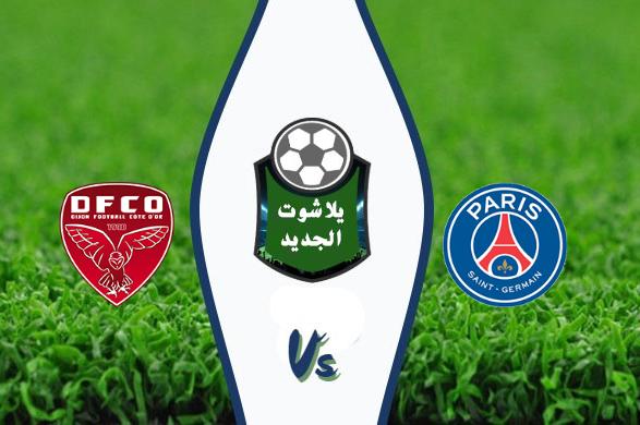 نتيجة مباراة باريس سان جيرمان وديجون اليوم السبت 29-02-2020 في الدوري الفرنسي