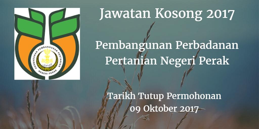 Jawatan Kosong PPPNP 09 Oktober 2017
