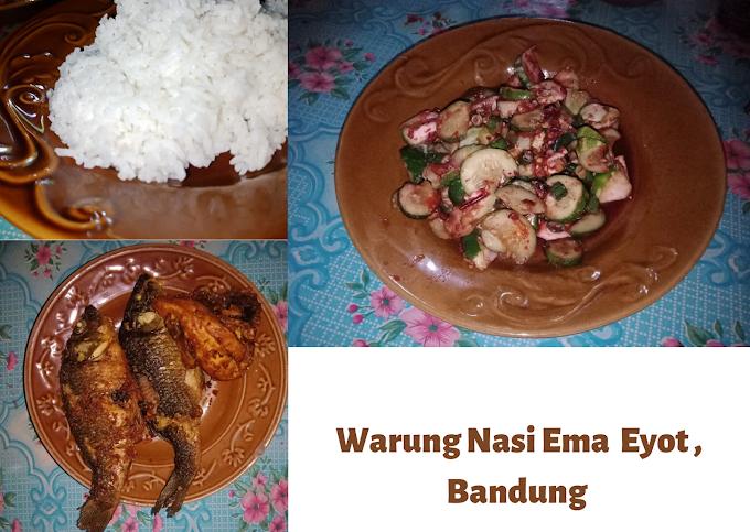 Warung Nasi Ema  Eyot , Bandung