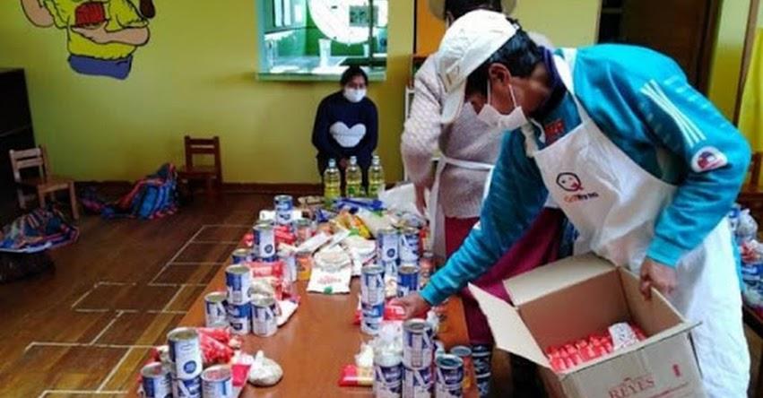 QALI WARMA: Servicio alimentario atendió a casi el 100% de instituciones educativas públicas de Puno - www.qaliwarma.gob.pe