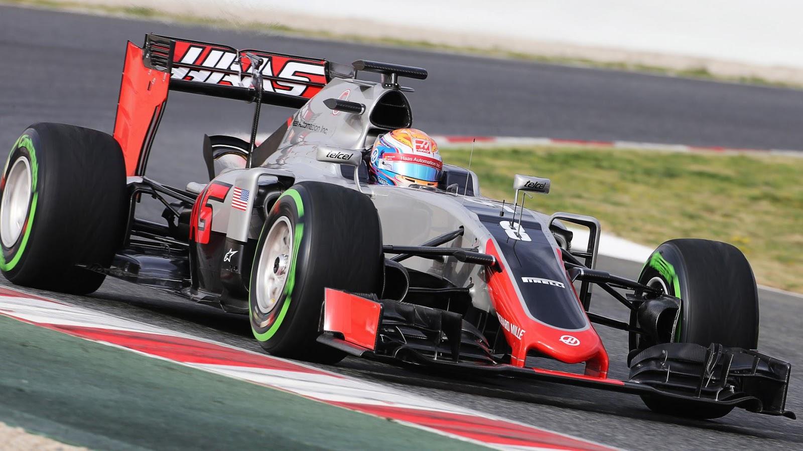 Haas F1 – VF16