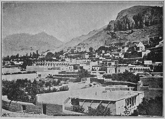 Centenario de las matanzas de Agulis en Najicheván