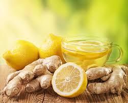 cara diet mudah dengan jahe dan lemon