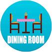 diningroom in spanish