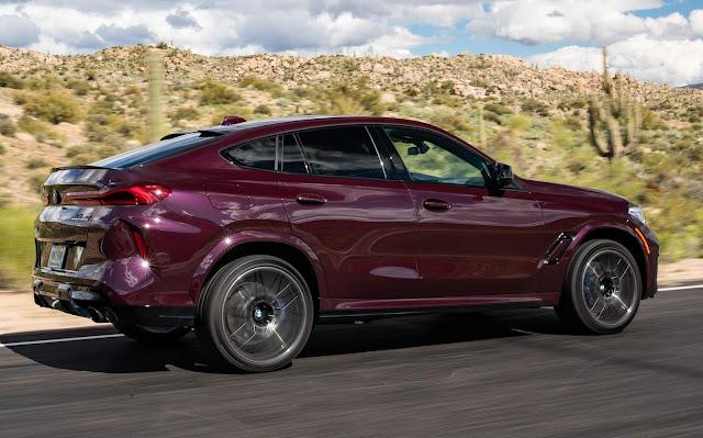Novo BMW X6M chega ao Brasil neste 3º trimestre de 2020