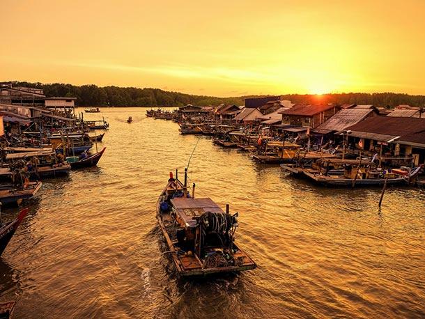 Tempat Percutian Menarik di Perak