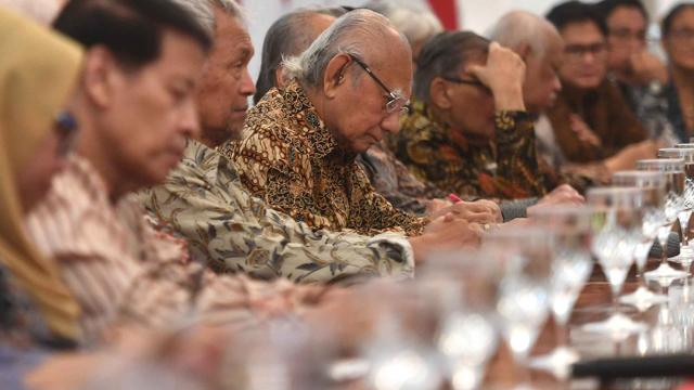 Curiga Ada Pihak Sengaja Hambat Proses, Para Guru Besar Surati Jokowi Soal 75 Pegawai KPK