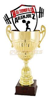 Copa Rey Halterofilia Aranjuez