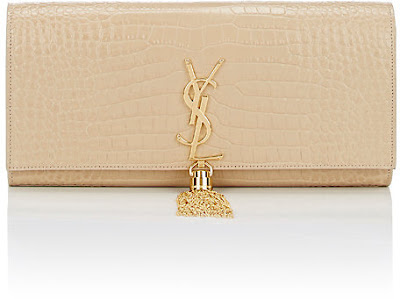 Saint Laurent Monogram Kate Clutch