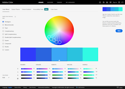 موقع Color Adobe