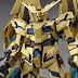 Painted Build: MG 1/100 Unicorn Gundam 03 Phenex