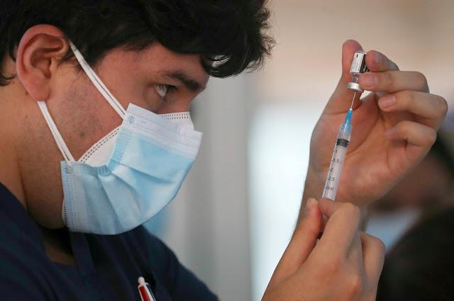 Vaksin Virus Corona Turki