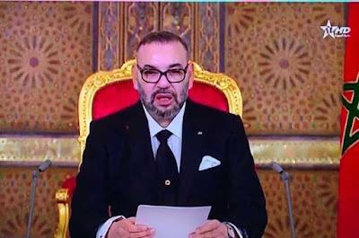 صاحب الجلالة الملك محمد السادس نصره الله يُثَبِّث عناصر الكاريزما المغربية مع الجيران ووسط العالم