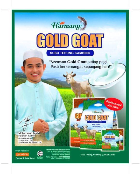 susu kambing harwany