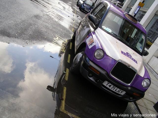 Los taxis en Londres