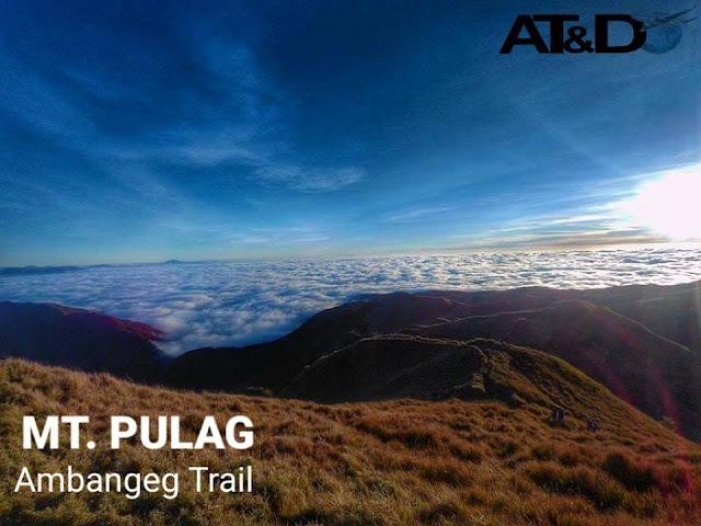 Affordable Mt. Pulag Pre-Valentine Climb Ambangeg Trail