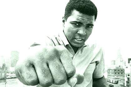 Muhammad Ali Meninggal Dunia